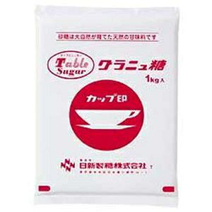 その他 (まとめ)日新製糖 グラニュ糖 1袋(1kg)【×10セット】 ds-2182379