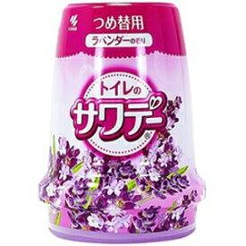 その他 (まとめ)小林製薬 トイレのサワデー ラベンダーの香り つめ替用1個【×10セット】 ds-2183014