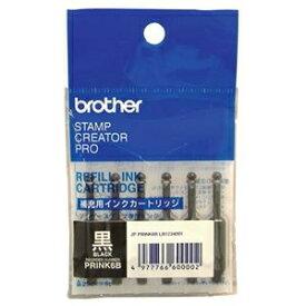 その他 (まとめ) ブラザー BROTHER 使いきりタイプ補充インク 黒 PRINK6B 1パック(6本) 【×30セット】 ds-2237269