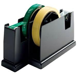 その他 (まとめ) オープン工業 ペアカッター 大巻・小巻両用 W82×D200×H109mm 黒 TD-200-BK 1台 【×10セット】 ds-2227259