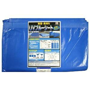 その他 萩原工業 UVブルーシート2年タイプ 5.4m×7.2m ds-2276134