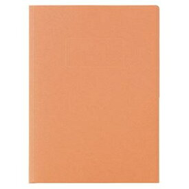 その他 (まとめ) ライオン事務器カラーポケットホルダー(紙製) 2つ折りタイプA4(見開きA3判) オレンジ PH-54C 1冊 【×50セット】 ds-2243346