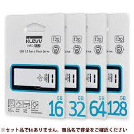 その他 KLEVV(ESSENCORE) USBフラッシュメモリ 32GB USB3.2(Gen1) K032GUSB4-S3