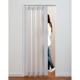 フルネス 窓付きパネルドア シアーズ 95×174cm(ホワイトウッド) L5262