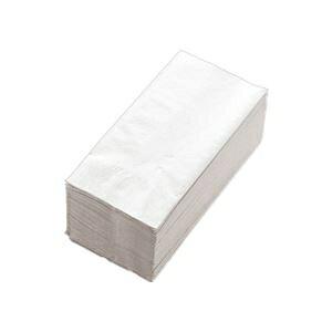 その他 カラーナプキン 2PLY 8つ折 白無地 1セット(2000枚:50枚×40パック) ds-2291313