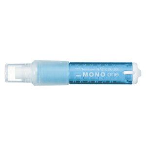 トンボ鉛筆 ホルダー消しゴムモノワン ブルー EH-SSM40 (1個) 4901991652284