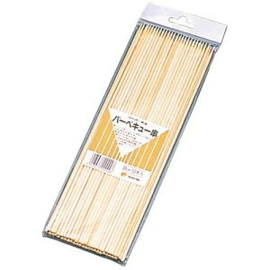 その他 竹バーベキュー串(50本入)φ3.5×280 EBM-5412510