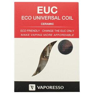 その他 電子VAPE VAPORESSO EUC エコセラミック コイル(0.3Ω)5pcs CMLF-1388746