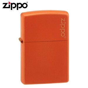 その他 ZIPPO(ジッポー) オイルライター 231ZL オレンジマット CMLF-1173046