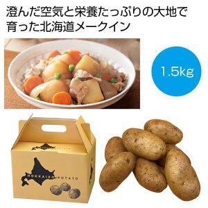 その他 【16個セット】北海道産メークイン1.5kg 2561040