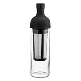 【あす楽対応_関東】ハリオ フィルターインコーヒーボトル(ブラック) FIC-70-B