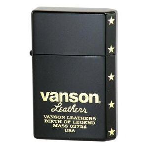 その他 オイルライター vanson×GEAR TOP V-GT-06 ロゴデザイン ブラック CMLF-1126398