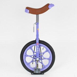 21Technology 一輪車 16インチ 子供用プレゼント スタンド付き (一輪車IR16-パープル) 4562320218726【納期目安:1週間】