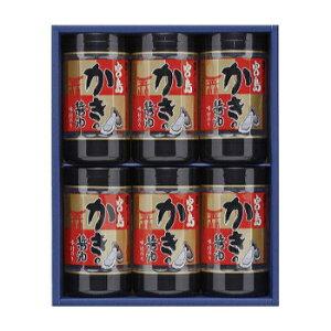 その他 やま磯 海苔ギフト 宮島かき醤油のり詰合せ 宮島かき醤油のり8切32枚×6本セット CMLF-1639435