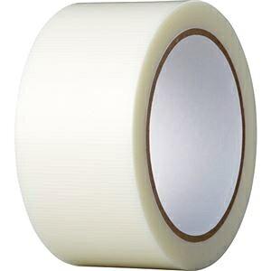 その他 (まとめ)寺岡製作所 養生テープ 50mm×25m 透明 TO4100T-25 1巻 【×10セット】 ds-2361768