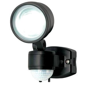 エルパ LEDセンサーライト コンセント式 1灯 ESL-SS401AC
