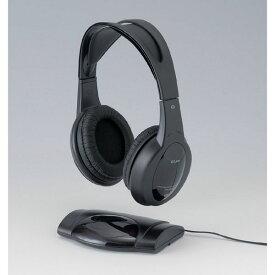 エルパ ワイヤレス ステレオヘッドホン 赤外線で約10mまで無線で使えるヘッドフォン RD-IR200 / ELPA 朝日電器 アウトレット