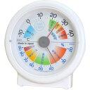 EMPEX エンペックス 生活管理温湿度計 掛型 feel care フィールケア TM-2411