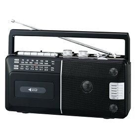 エルパ ラジオカセットレコーダー ADK-RCR300 /ELPA 朝日電器