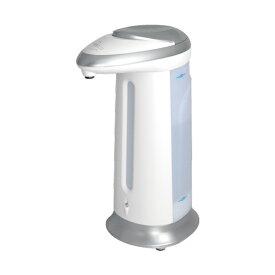 ELPA センサー式 LED内臓 お知らせ機能搭載 ソープ オートディスペンサー ホワイト ESD-01 ●アウトレット品 同時購入注意