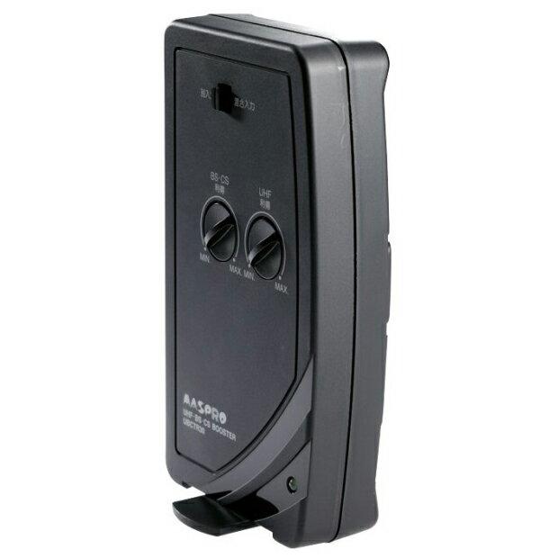 マスプロ電工 UHF・BS・CSテレビ・レコーダーブースター卓上ブースターUBCTR30-P ●アウトレット品 同時購入注意