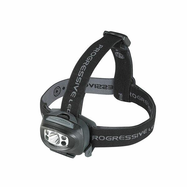 【アウトレット】ELPA LEDヘッドライト 遠近切替 単4形3本 180ルーメン DOP-HD503S【同時購入注意】