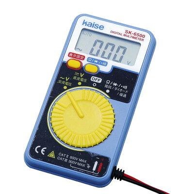 ELPAデジタルマルチテスターSK-6500