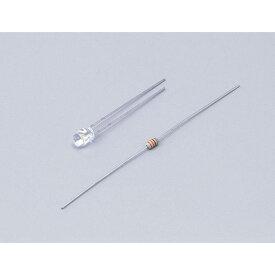 エルパ LED 発光ダイオード Φ3mm ホワイト HK-LED3H (W) /ELPA 朝日電器