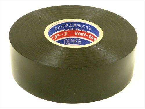 防食テープ #153 25X10M/BK/電気化学工業