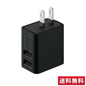 スマートフォン対応USB出力ACアダプター QE-AP109-K パナソニック アウトレット