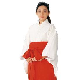 巫女用白衣 夏物 =神社 神職 衣装=