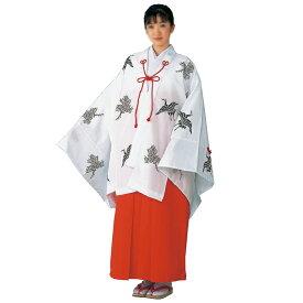 千早(柄有) =神社 巫女 衣装=