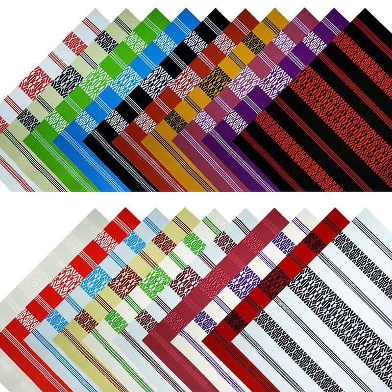 8寸献上名古屋帯 『全20色』 ポリエステル100%「洗える帯」 =舞踊、民謡、業務用、お揃い帯=