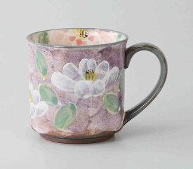 濃草花 マグ(赤) 波佐見焼 和食器 陶器 はさみやき マグカップ 急須 コーヒーカップ 湯呑