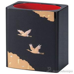 フリースタンド 光輝 黒 ( 名入れ可 初任給 プレゼント 祖父母 母の日 プレゼント 早割 退職祝い プレゼント アクセサリー入れ 収納ボックス ケース BOX 宝物 山中漆器 結婚 出産 内祝い 引き