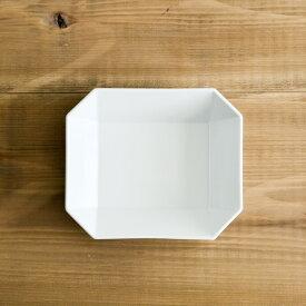 TY Square Bowl White 150mm 1個 ( 1616 / arita japan スクエアボウル 食器 ホワイト 取り皿 小皿 有田焼 結婚 出産 内祝い 引き出物 金婚式 誕生日プレゼント 還暦祝い 古希 喜寿 米寿 退職 定年 プレゼント お祝い お返し お礼 2020 令和 平成 両親 父 母 男性 女性 )