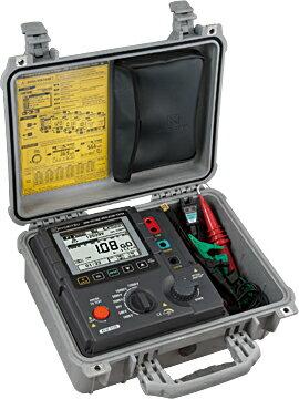 共立電気計器 デジタル絶縁抵抗計(高圧)/キューメグ 3128