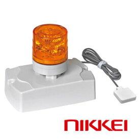 日恵製作所 LED着信表示灯 φ45 ニコフォン AC100V 黄 VL04S-100PHN