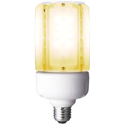 岩崎電気 LDT100-242V28L-G/H100 レディオックLEDライトバルブK 電球色 E26口金 電源ユニット内蔵形