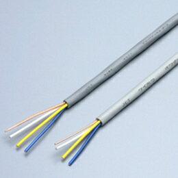伸興電線 警報用ポリエチレン絶縁ケーブル AE2×0.65 【200m】