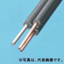 伸興電線 鋼心入屋外線 0.8mm 200m巻 灰色 TOV-SS1.2×0.8×1P×200m