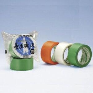 電気化学工業 養生テープ 《養生職人》 幅50mm×長さ25m 透明 ヨウジョウショクニン50*25トウメイ