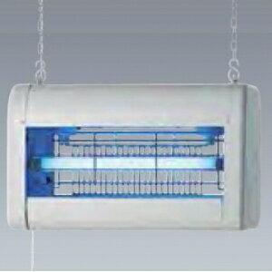 岩崎電気 電撃殺虫器 《アイ バーミンショッカー》 捕虫ランプ FL10BL×2灯 DNC1024