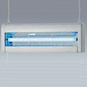 【受注生産品】 岩崎電気 電撃殺虫器 《アイ バーミンショッカー》 捕虫ランプ FL30BL×2灯 DNC3024