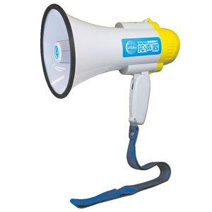 アーテック 拡声器 電池式 サイレン&録音機能付 003900