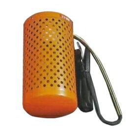 アサヒ ペットヒーター 100W サイズ:100×200mm 2Mコード・プラグ付 オレンジ ペットヒーター100W ヒヨコ保温電球付き