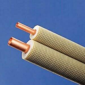 【期間限定特価】 因幡電工 エアコン配管用被膜銅管 ペアコイル 3分5分 20m PC-3520