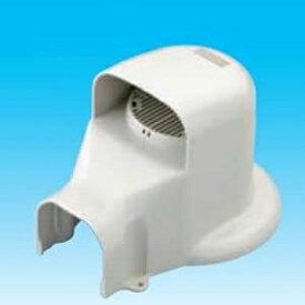 因幡電工 スリムダクトLD ウォールコーナー エアコンキャップ/換気エアコン用 壁面取り出し 70タイプ アイボリー LDWX-70-I