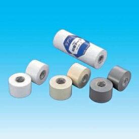 因幡電工 粘着テープ 標準厚タイプ 50mm×20m 灰 HF-50-G