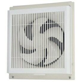 三菱 標準換気扇 学校用 窓枠据付け格子タイプ 24時間換気機能付 電気式シャッター 給排気式 25cm EX-25SC3-RK